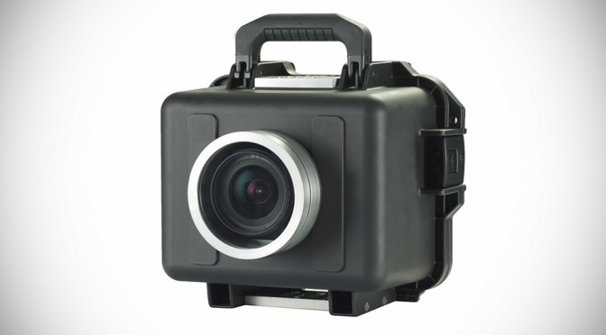 TBOX Tank Turns Pelican Case into a Tough, Weatherproof Camera Case for Time Lapse Videography