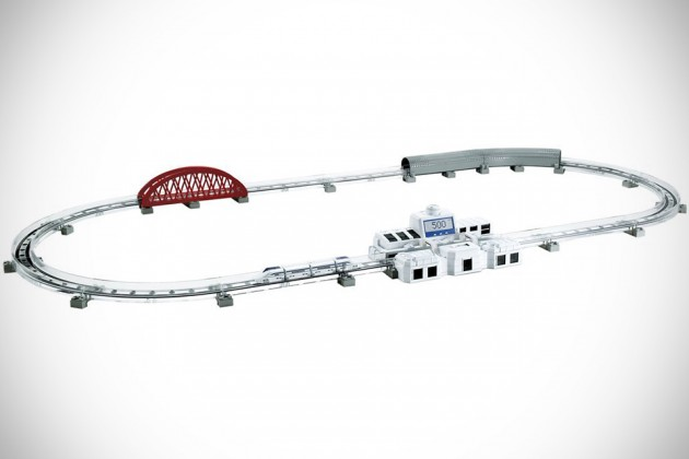 "Takara Tomy ""Linear Liner"" Maglev Train Toy"