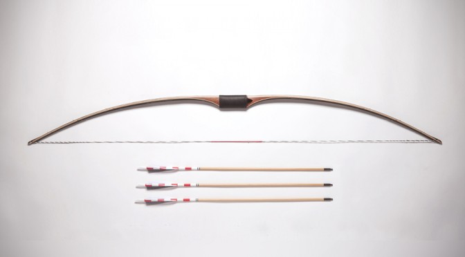 The American Longbow by Best Made Co.