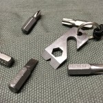 This Smaller-Than-Finger Titanium Multi-Tool is also a Zipper Pull Too