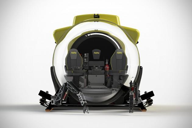 U-Boat Worx C-Researcher 3 Research Submarine