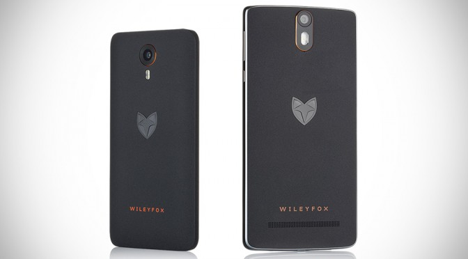"UK-based WileyFox Takes on OnePlus with Two ""High-quality, High-Spec'd"" Budget Smartphones"
