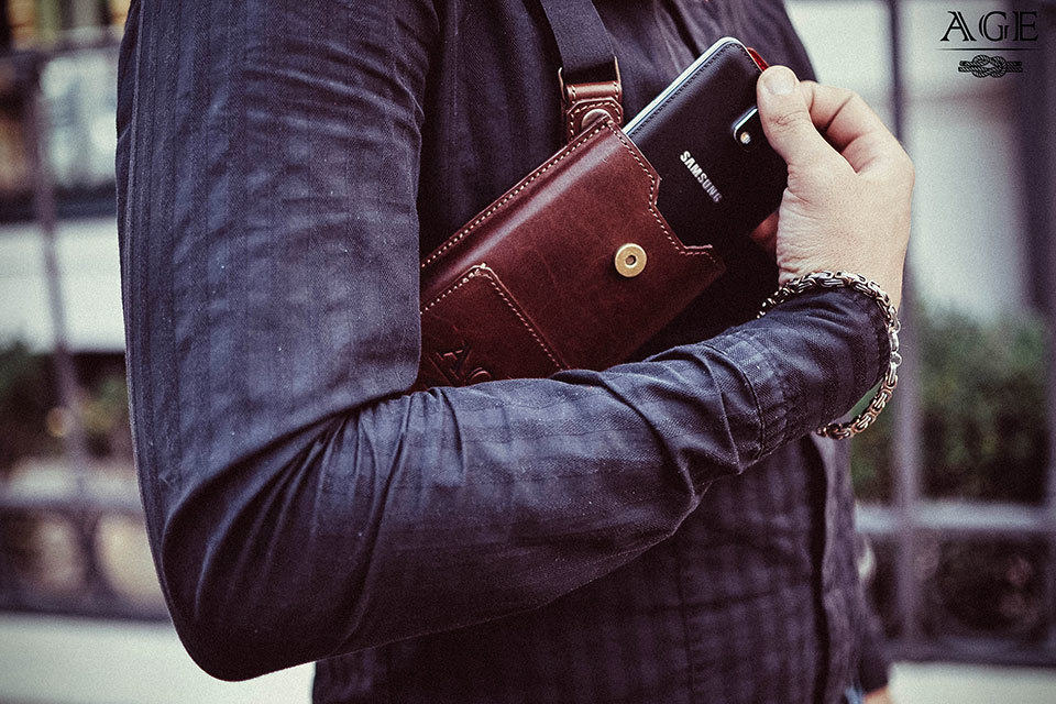 Phonster Lets You Stow Away Your Phone and Wallet Like a ...