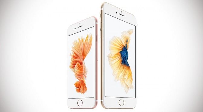 New Stuff from Apple: iPhone 6s and 6s Plus, Apple TV, 12.9-inch iPad Pro, and Apple Watch Hermès