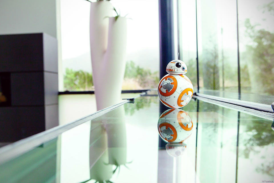 Star Wars Episode VII's BB8 is Not Only Real, But You Can ...