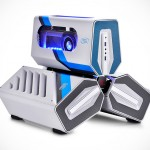 "Love Star Wars? Then You Gotta Love This Star Wars-inspired ""Tri-fin"" PC Case"