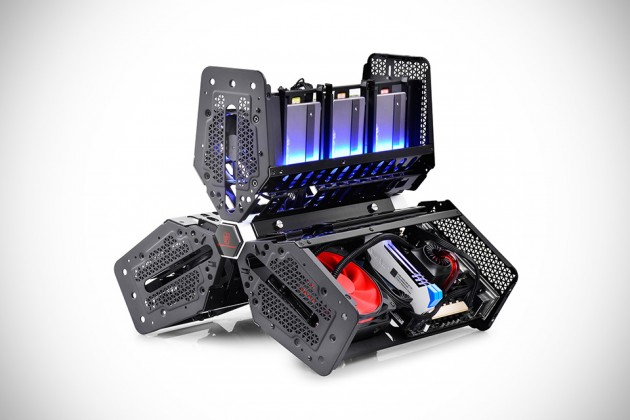 Deepcool x Bill Owen Tristellar S PC Case