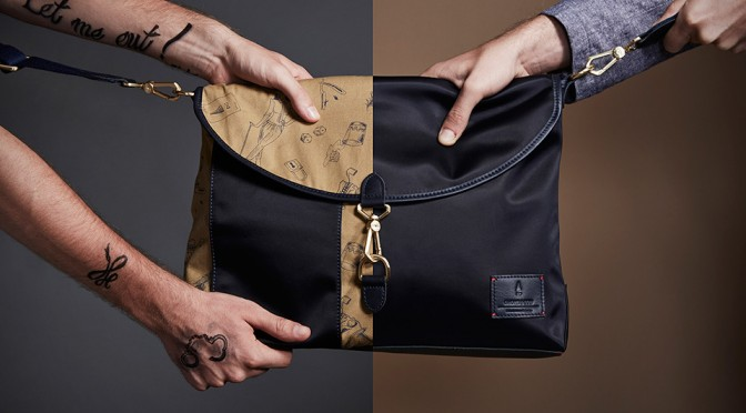 Like Jekyll and Hyde, Gnome & Bow's Jekyll's Hyde Bags Have Dual Personality Too