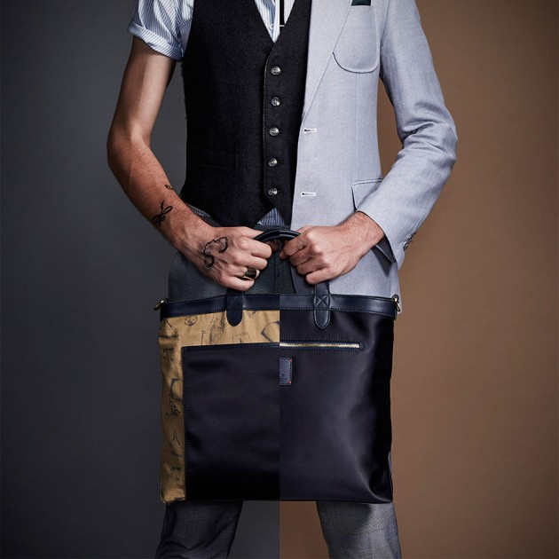 Gnome & Bow's Book II: Jekylls Hyde Bags Strand Briefcase