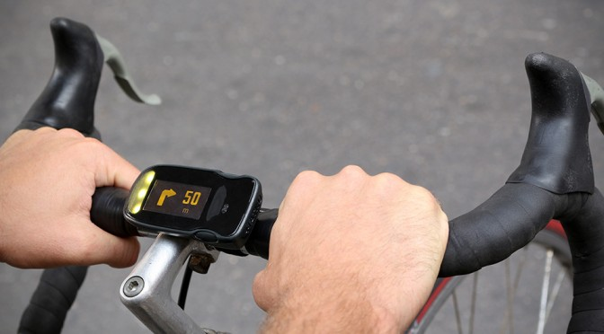 $78 Haiku Bike Assistant Leverages on Your Smartphone's Features, Boasts Gesture Control