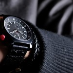 Helgray Hornet is an Aviation-inspired Timepiece, Has Second Chapter Ring for 2nd Time Zone