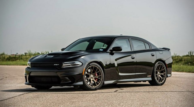 Hennessey Just Made the World's Fastest Production Sedan Even More Powerful