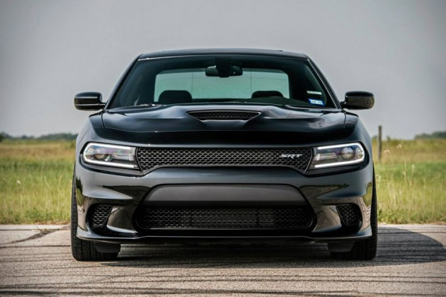 2015 Hennessey HPE850 Hellcat Charger