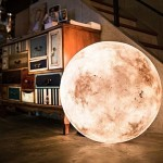 Luna Lantern Wants You to Put a Moon or Two in Your Room