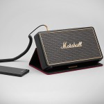 Meet Stockwell, the Smallest Travel Speaker from Marshall Yet