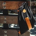 Rever – Minimalistic and Stylish Urban Drawstring Bag for No-excess Carry