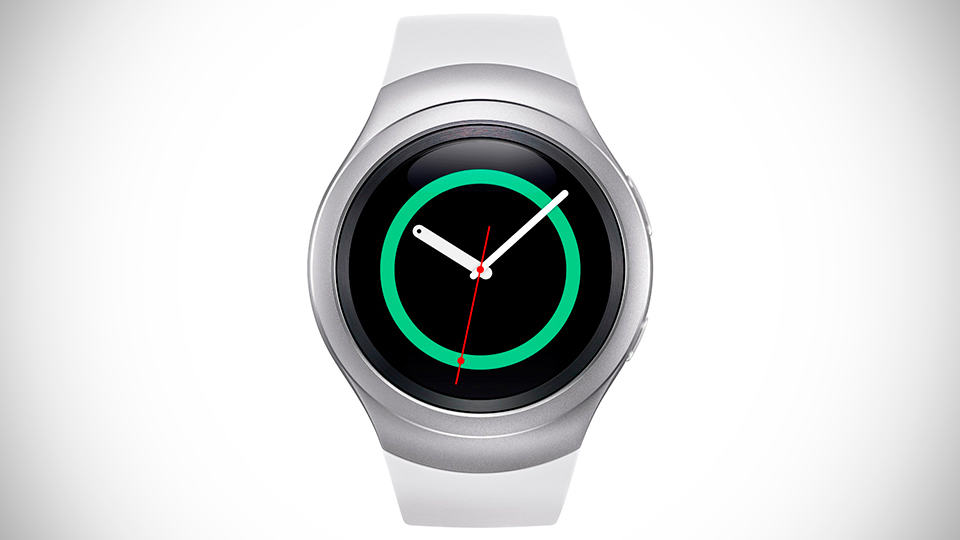 Samsung Gear S2 Smartwatch Ditches Square for Round Look ...