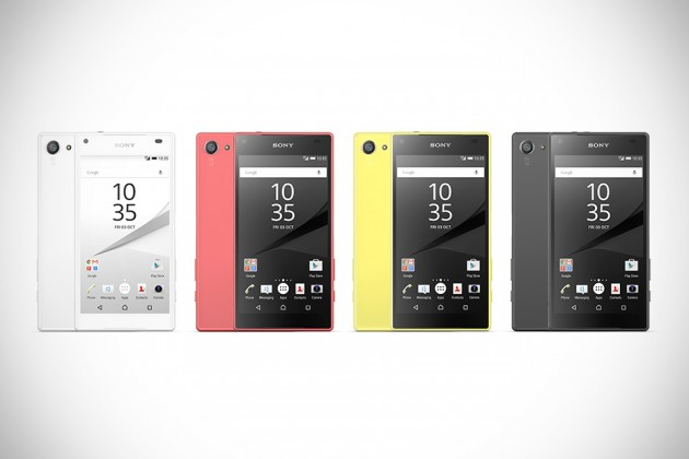 Sony Xperia Z5 Compact Smartphones