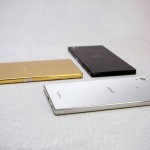 Sony Unveiled Three Flagship Handsets, Including The World's First 4K Display Smartphone