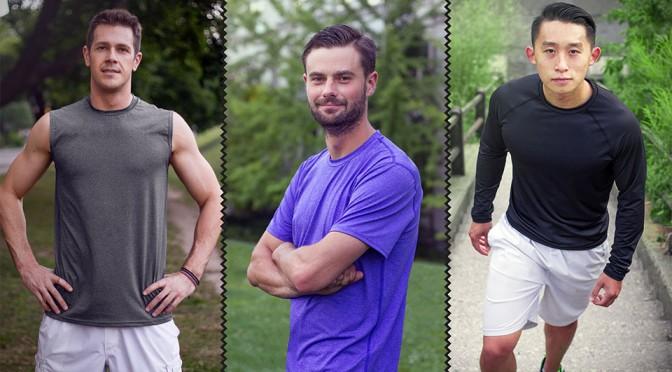 Unbranded Sportswear: High Performance Sportswear That Won't Make You a Walking Billboard