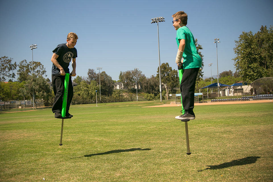 Car Tracking Device >> Vurtego Turned Pogo Sticks into a Potential Extreme Sports - MIKESHOUTS