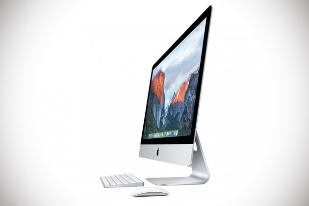 2016 Apple iMac 27-inch with Magic accessories