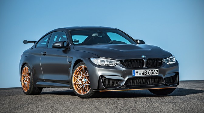 Concept No More Road Legal Track Ready Bmw M4 Gts Goes Official