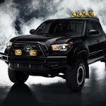 Marty McFly's 1985 Dream Pickup Truck Reimagined by Toyota For 2015