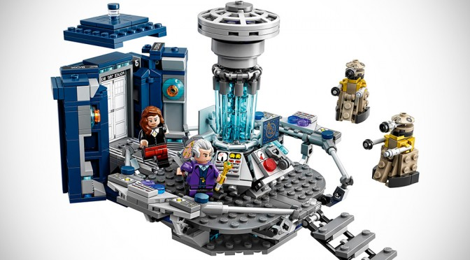 21304 LEGO Doctor Who Set