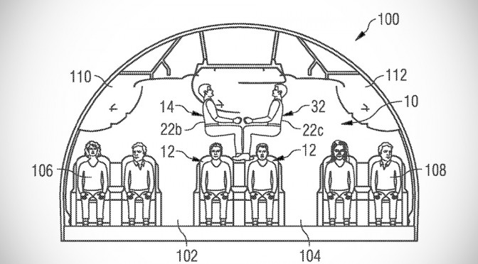 Airbus Hatches Evil Plan to Stack Passengers in the Name of Optimizing Use of Cabin Space