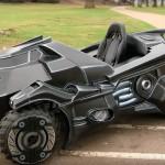 Batman Super Fan Won Himself a Drivable Arkham Knight Batmobile