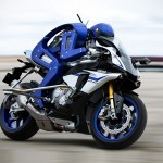 Yamaha Motor Developed a Humanoid That Rides a Super Bike