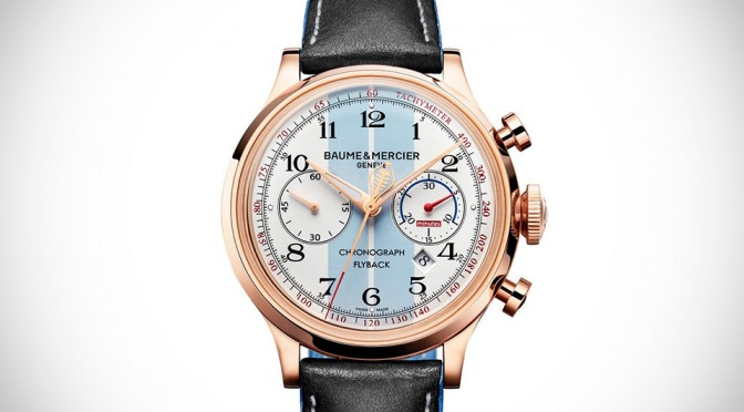One-of-the-Kind Baume & Mercier Capeland Shelby Cobra Luxury Watch to Go on the Block