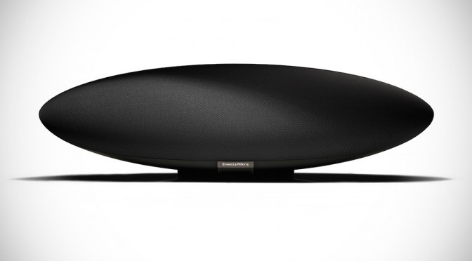 Bowers & Wilkins' New Zeppelin Ditches Dock, Goes All Out Wireless