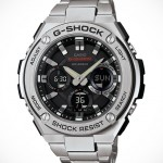 Steel G-SHOCK is Handsome and Tough, and Its Totally James Bond-Worthy