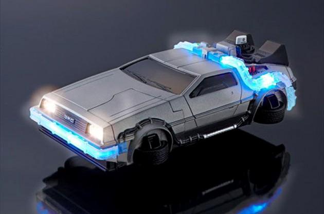 Crazy Case DeLorean iPhone Case