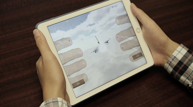 HandyCase Will Turn Your iOS Device into a Transparent Gaming Device