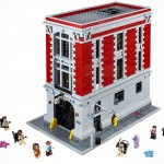Iconic Ghostbusters Firehouse Headquarters Finally Gets LEGO-lized