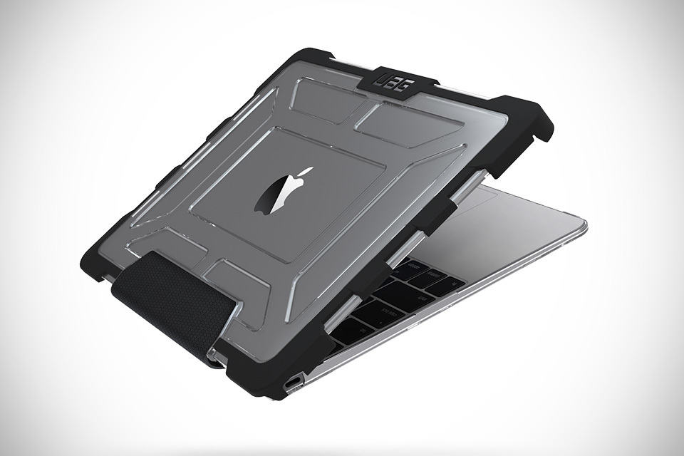 This Uag Macbook Case Will Turn Your Fragile 12 Inch