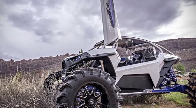 "Marshall Motoart's RZR 1000 is the ""Superleggera"" of the Off-road World"