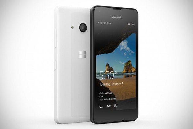 Microsoft Lumia 550 Windows Phone
