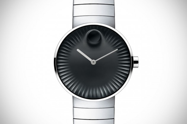 Movado Edge Watch by Yves Behar