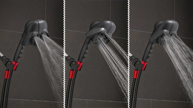 Oxygenics Star Wars Darth Vader Handheld Showerhead
