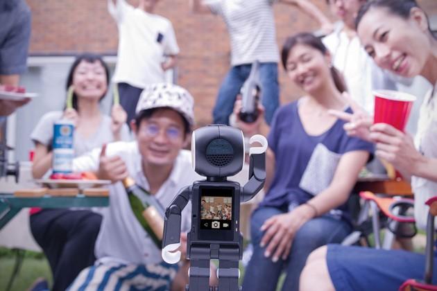 RoBoHon Robot Phone by Sharp