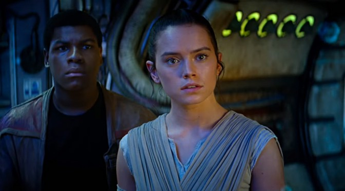 Watch: Star Wars – The Force Awakens Official Trailer