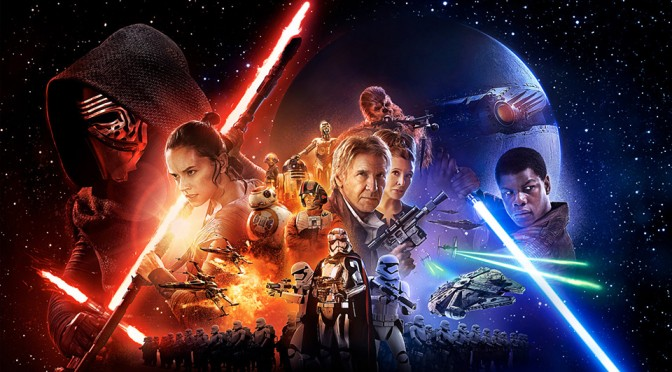 Star Wars: The Force Awakens Theatrical Poster, Official Trailer and Pre-sale Tickets