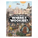Star Wars Where's the Wookiee Search and Find Book Challenges You to Find Chewie From Its Pages