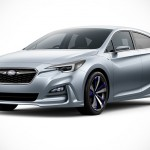 Subaru Introduces Impreza 5-Door Concept and 364HP WRX STI S207
