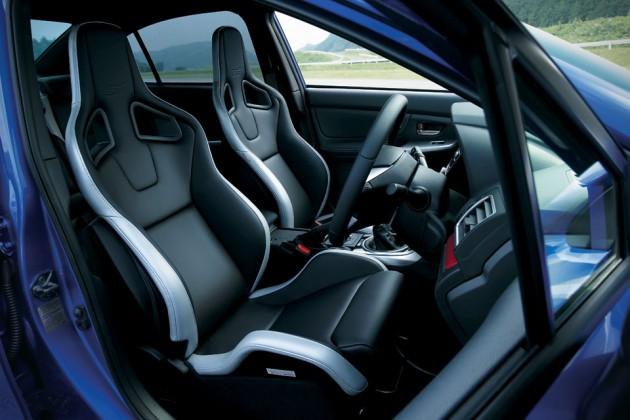 Subaru WRX STI S207 Sports Sedan