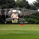 Check Out This Insane Manned Aerial Vehicle That 54 Rotors